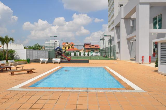 River Garden Apartment For Rent In Thao Dien Ward District 2